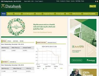 databankgroup.com screenshot
