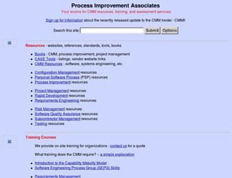 processimprovement.com screenshot