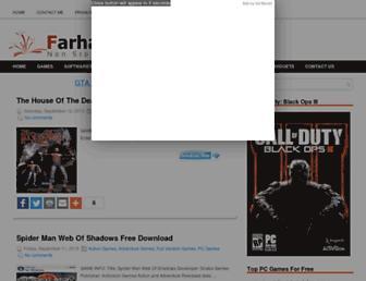 Thumbshot of Pcgamesfeed.com