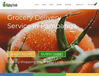 bigbag.com.ph screenshot