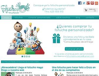 xn--fofuchasmuecas-znb.com screenshot