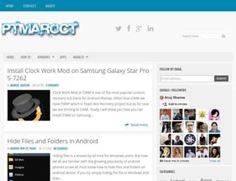 ptmaroct.blogspot.com screenshot