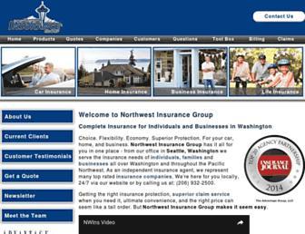 nwinsgroup.com screenshot