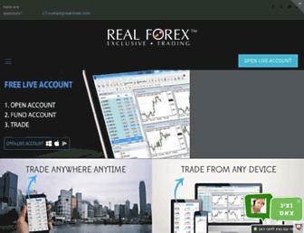 Thumbshot of Real-forex.com