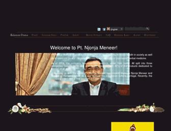 njonjameneer.com screenshot