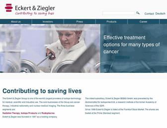 ezag.com screenshot
