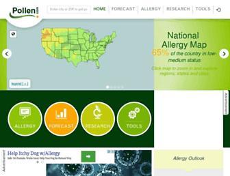 Thumbshot of Pollen.com