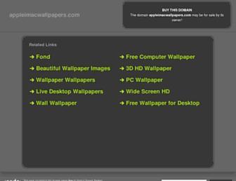 appleimacwallpapers.com screenshot