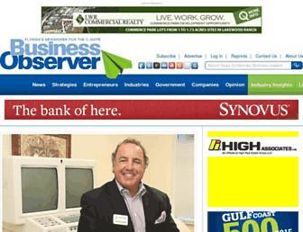 businessobserverfl.com screenshot