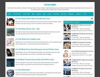 initafsirmimpi.blogspot.com screenshot