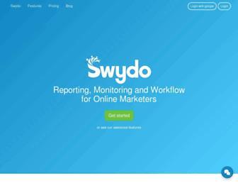 Thumbshot of Swydo.com
