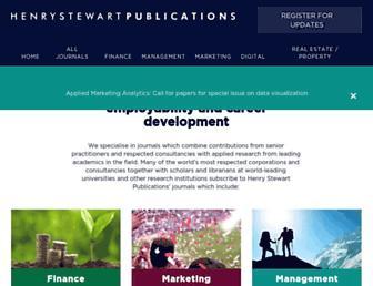 henrystewartpublications.com screenshot