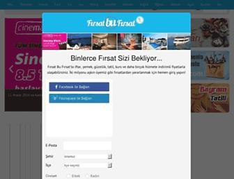 Thumbshot of Firsatbufirsat.com
