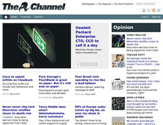 Thumbshot of Channelregister.co.uk
