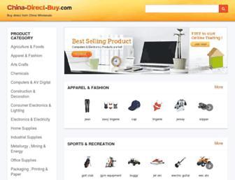 Thumbshot of China-direct-buy.com