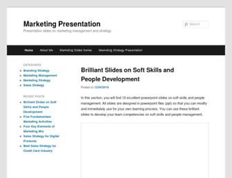 sales-management-slides.com screenshot