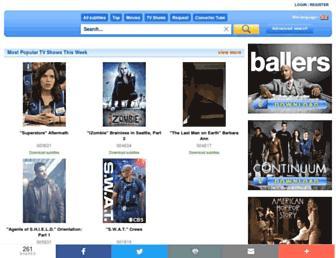 subtitlebank.net screenshot