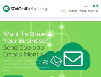 Thumbshot of Webtrafficmarketing.com