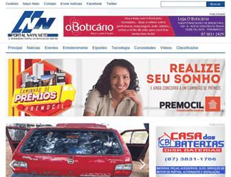 naynneto.com.br screenshot
