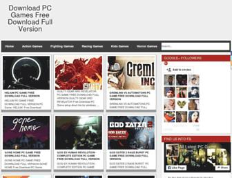 freefullypcsgames.com screenshot