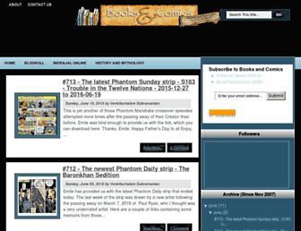 bookscomics.blogspot.com screenshot