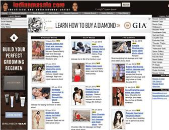 Thumbshot of Indianmasala.com