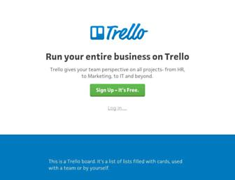 Thumbshot of Trello.com