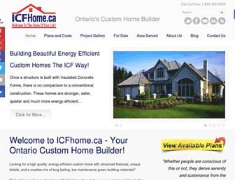 buildersontario.com screenshot