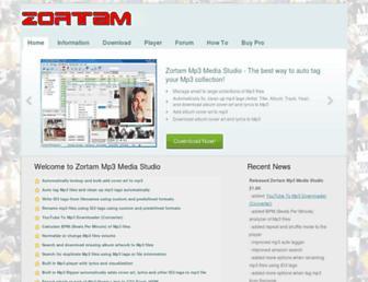 zortam.com screenshot