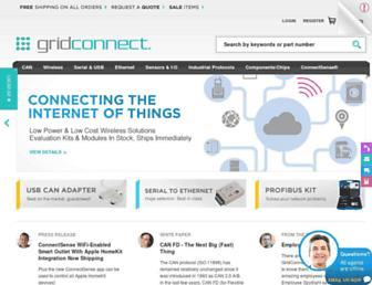 gridconnect.com screenshot