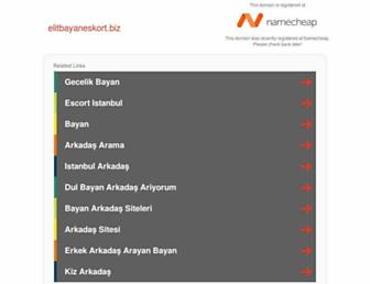 Thumbshot of Elitbayaneskort.biz