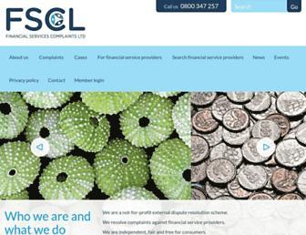 fscl.org.nz screenshot