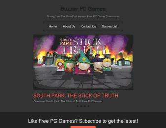 buzzerpcgames.blogspot.com screenshot