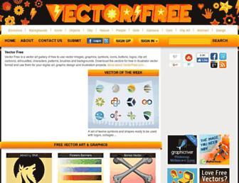 Thumbshot of Vectorfree.com