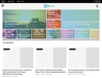 blizg.com screenshot