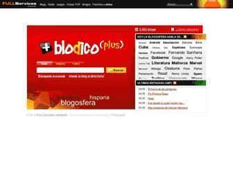 plus.blodico.com screenshot