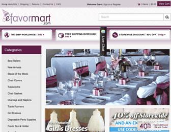 Thumbshot of Efavormart.com