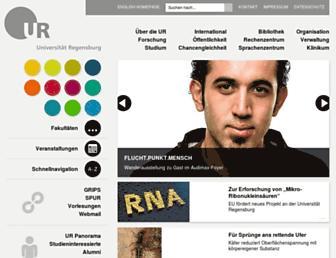 ur.de screenshot