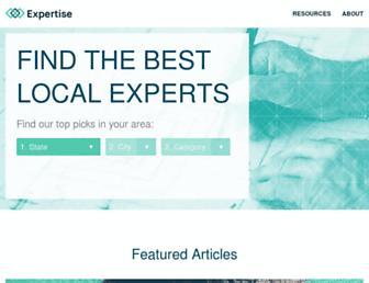 expertise.com screenshot