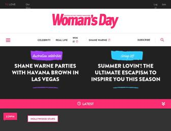 Thumbshot of Womansday.com.au