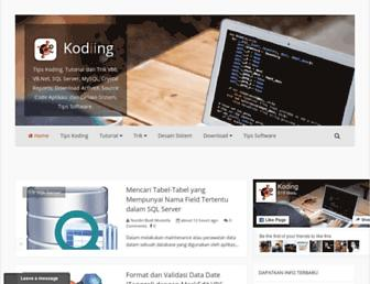 kodiing.com screenshot