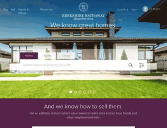Thumbshot of Berkshirehathawayhs.com