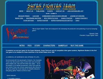 Thumbshot of Nightmarebusters.com