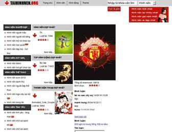 taihinhnen.net screenshot