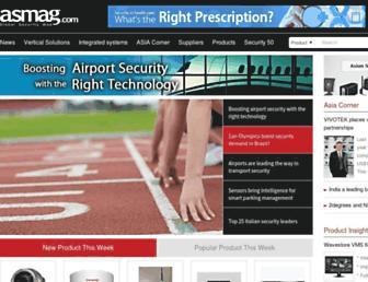 asmag.com screenshot