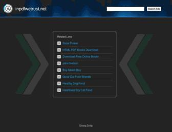 Thumbshot of Inpdfwetrust.net