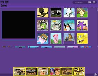 friv600games.com screenshot