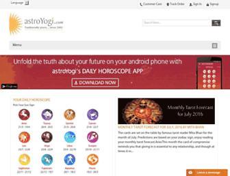 astroyogi.com screenshot