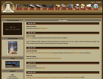 atarimania.com screenshot