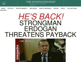 huffpost.com screenshot